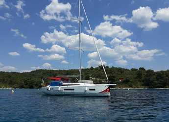 Rent a sailboat in ACI Pomer - Oceanis 40.1