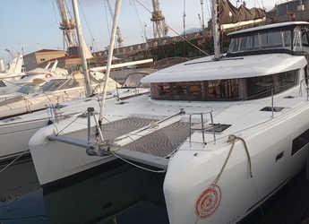 Alquilar catamarán en Marina di Villa Igiea - Lagoon 42 (4+2)  A/C - WM- Gen