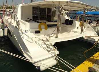 Rent a catamaran in Marina del Sur. Puerto de Las Galletas - Leopard 44