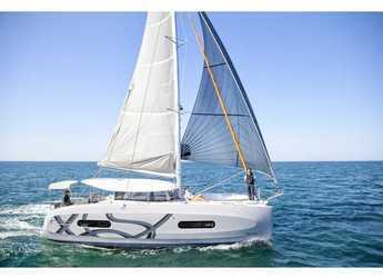 Chartern Sie katamaran in Marina San Miguel - Excess 11
