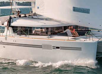 Rent a catamaran in Portocolom - Lagoon 450 S - 4 + 2 cab.