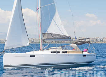 Rent a sailboat in Preveza Marina - Hanse 385