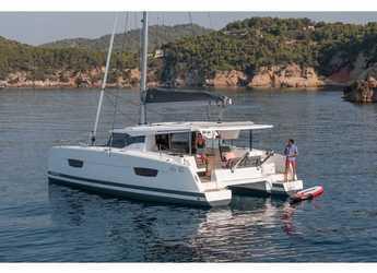 Rent a catamaran in ACI Pomer - Isla 40