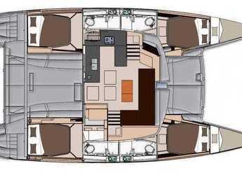 Alquilar catamarán en Paroikia - Helia 44