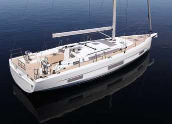Rent a sailboat in Paroikia - Dufour 470