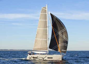 Alquilar catamarán en Real Club Náutico de Valencia - Excess 11