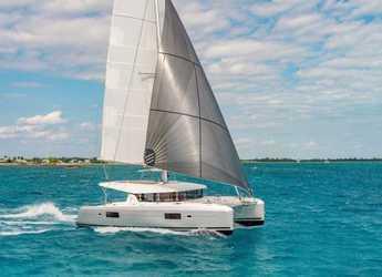 Chartern Sie katamaran in Harbour View Marina - Lagoon 42 - 4 + 2 cab.