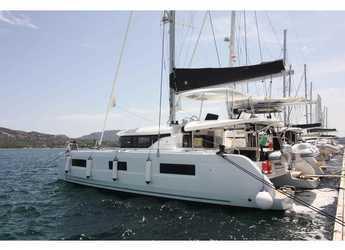 Chartern Sie katamaran in Marina d'Arechi - Lagoon 46