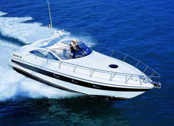 Rent a yacht in Marina Botafoch -  Pershing 37