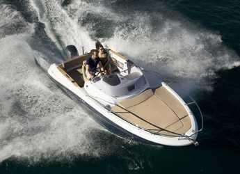 Rent a motorboat Jeanneau C.C 650 SD in Cala Ratjada, Cala Ratjada
