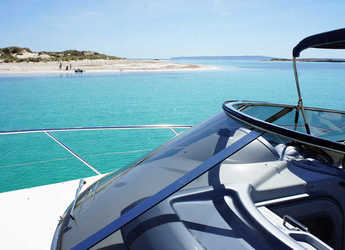 Alquilar yate Cranchi 41 en Marina Ibiza, Ibiza (ciudad)
