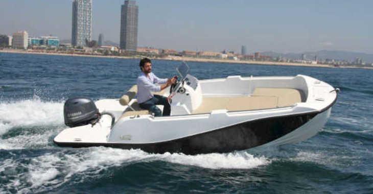 Alquilar barco a motor V2 5.0 en Marina Formentera, Formentera