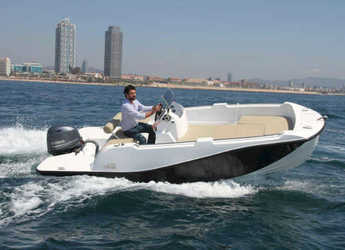 Rent a motorboat in Marina Formentera - V2 5.0