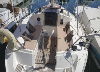 Alquilar velero Sun Odyssey 28.1 en Platja de ses salines, Ibiza (ciudad)