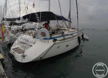 Chartern Sie segelboot in Club Náutico Ibiza - Bavaria 47 exclusive