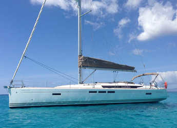 Rent a sailboat in Club Náutico Ibiza - Jeanneau Sun odyssey 509