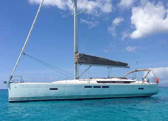 Alquilar velero en Club Náutico Ibiza - Jeanneau Sun odyssey 509
