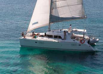 Alquilar catamarán en Club Náutico Ibiza - Lagoon 440