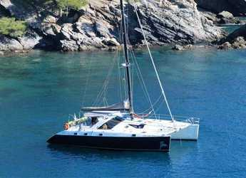 Rent a catamaran in Club Naútico de Sant Antoni de Pormany - Privilege 51