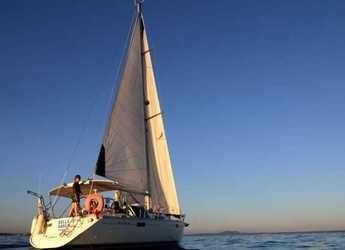 Alquilar velero Beneteau Oceanis 390 en Santa Ponsa, Santa Ponsa