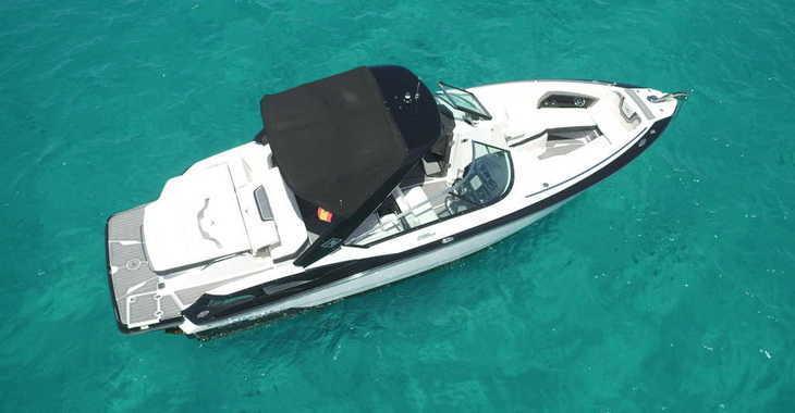 Alquilar lancha en Marina Ibiza - Monterey 288 Super Sport