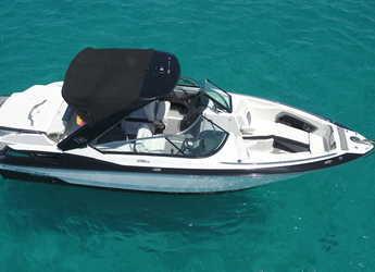 Chartern Sie motorboot in Marina Ibiza - Monterey 288 Super Sport