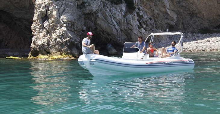 Alquilar barco a motor Selva Marine 650 DS en Marina Ibiza, Ibiza (ciudad)