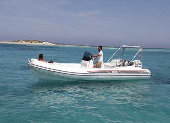 Rent a dinghy in Marina Ibiza - Selva Marine 650 DS