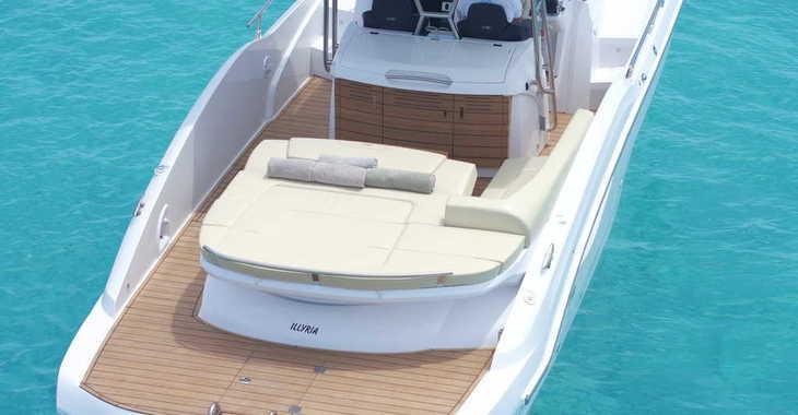 Rent a yacht in Marina Ibiza - Sessa Key Largo 34