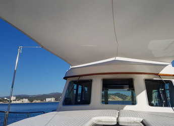 Rent a motorboat Myabca 45TR in Port d'andratx, Andratx