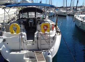 Rent a sailboat in Muelle de la lonja - Beneteau 50 Celebration