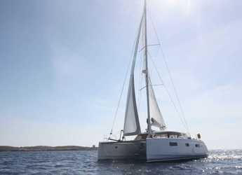 Rent a catamaran in Club Naútico de Sant Antoni de Pormany - Nautitech Open 40