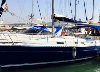 Rent a sailboat in Ibiza Magna - Oceanis 361
