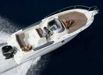 Rent a motorboat in Marina Ibiza - Karnic SL 702