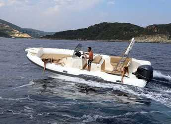 Rent a dinghy in Marina Ibiza - Capelli tempest 775