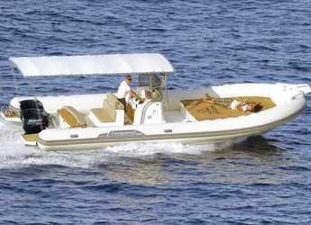 Rent a dinghy in Marina Ibiza - Capelli tempest 900