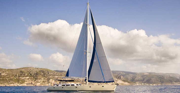 Alquilar velero Voyager 70 en Marina Botafoch, Ibiza (ciudad)