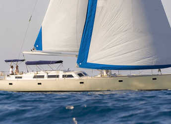 Rent a sailboat in Marina Botafoch - Voyager 70