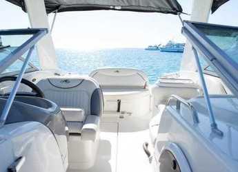 Alquilar yate Monterey 298 SS en Marina Ibiza, Ibiza (ciudad)