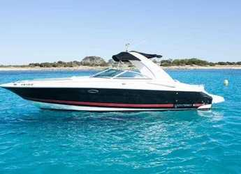Rent a yacht in Marina Ibiza - Monterey 298 SS