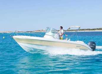 Chartern Sie motorboot in Ibiza - Sessa Key Largo 22