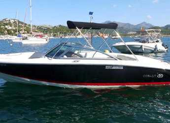 Rent a motorboat in Port d'andratx - Cobalt 220