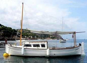 Rent a motorboat Menorquín Capeador in Port d'andratx, Andratx