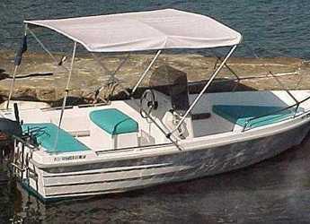 Chartern Sie motorboot in Port d'andratx - Estable 415