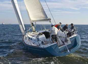 Rent a sailboat in Port d'Aiguadolç - Dufour 40
