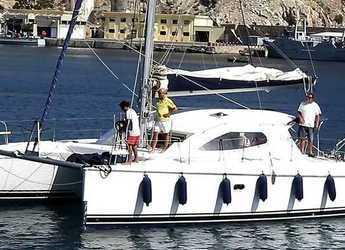 Rent a catamaran in Puerto de Málaga - Nautitech 395 Pro