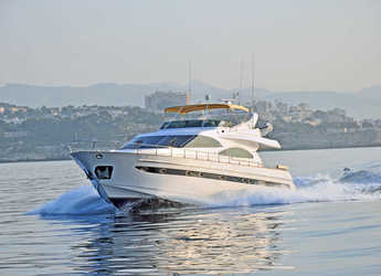 Chartern Sie yacht in Marina Port de Mallorca - Astondoa 72