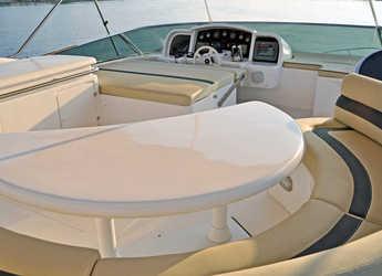 Rent a yacht Astondoa 72  in Marina Port de Mallorca, Palma de mallorca