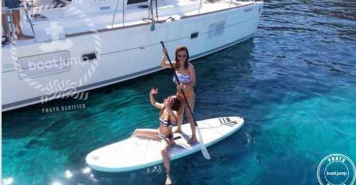 Alquilar catamarán Lagoon 380 en Club Naútico de Sant Antoni de Pormany, Sant antoni de portmany