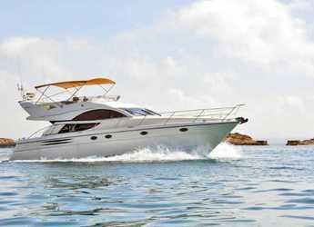 Rent a yacht Fairline Phantom 50 in Marina Port de Mallorca, Palma de mallorca